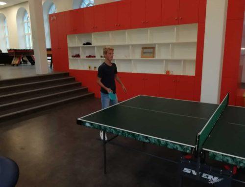 Ping Pong Tornooi 27-09-2018